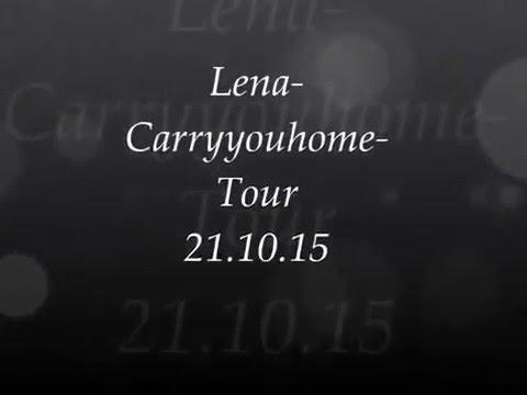 Lena Carry You Home Tour Berlin 2015