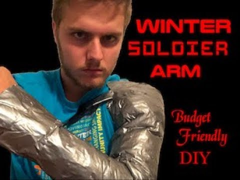 Captain America: The Budget Soldier's Arm