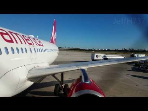 Virgin America Trip Report FLL-JFK (N634VA)
