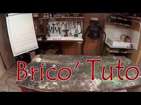 Tuto Brico : poser de la toile de verre