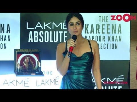 Kareena Kapoor Khan Endorses Her Collection At Lakme Fashion Week 2018