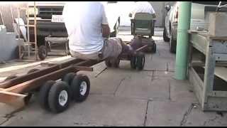 rc semi truck part 1