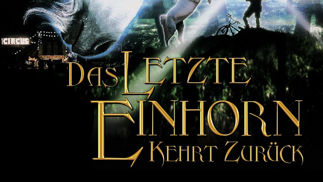 das letzte einhorn kehrt zur ck 2002 fantasy film. Black Bedroom Furniture Sets. Home Design Ideas