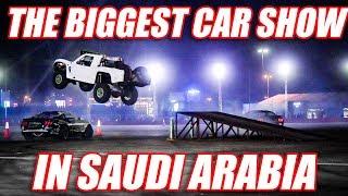 Chasing Dust: Attending Saudi Arabia's Biggest Car Show