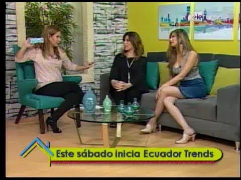 Este sábado inicia Ecuador Trends