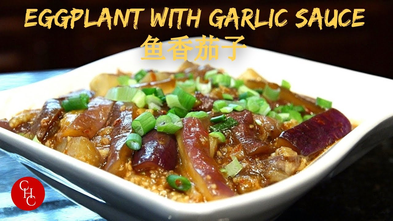 How to cook eggplant with garlic Recipe: eggplant with garlic 36
