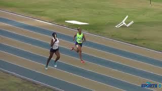 BSSAC 2018 4x400m Girls Relay
