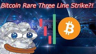 Bitcoin Live : BTC Three Line Strike. Rare Pepes. 80s Stream! Ep. 627.  Crypto Technical Analysis