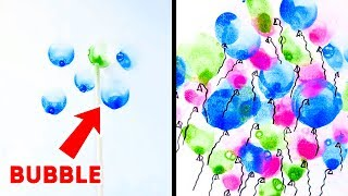 20 MAGICAL PAINTING AND DRAWING TRICKS