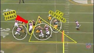 Packers Way to the Playoffs?: Aaron Jones Film Breakdown