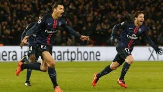 PSG 2-1 Chelsea   All Goals   Champions League 2016