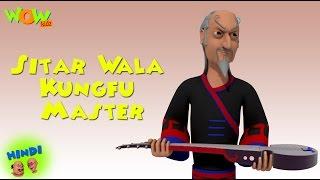 Motu Patlu Cartoons In Hindi |  Animated cartoon | Sitar wala Kung Fu Master  | Wow Kidz