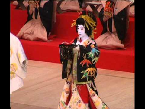 Japan Kabuki Performance