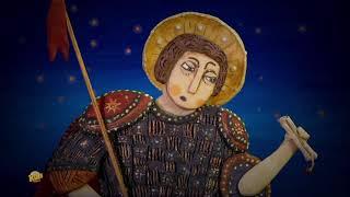Егорий Храбрый | Русская сказка | Egory the Brave | Гора самоцветов | моральные истории для детей