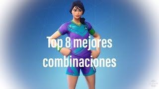 Top 8 best combinations for football skins in Fortnite DieguinXD