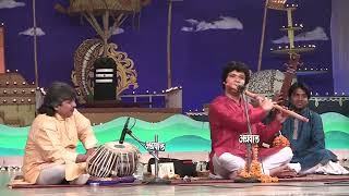 Rakesh Chaurasia Flute | Raag Vachaspati