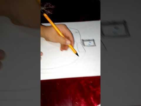 Как нарисовать робота АТОМ