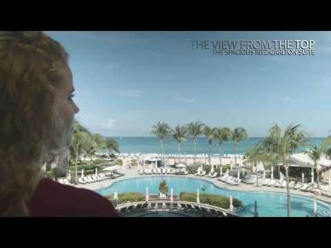 Basking in Luxury at The Ritz-Carlton, Grand Cayman