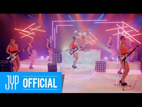 Wonder Girls 'I Feel You' M/V