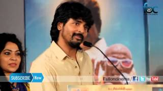 Remo Sivakarthikeyan Comedy Speech  about COMEDY king Goundamani Fulloncinema