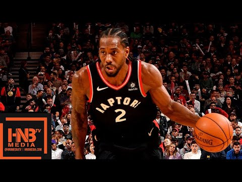 Toronto Raptors vs Charlotte Hornets Full Game Highlights | 10.22.2018, NBA Season