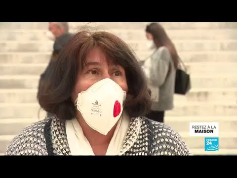 Coronavirus: à Marseille, le professeur Raoult dépiste gratuitement ses patients