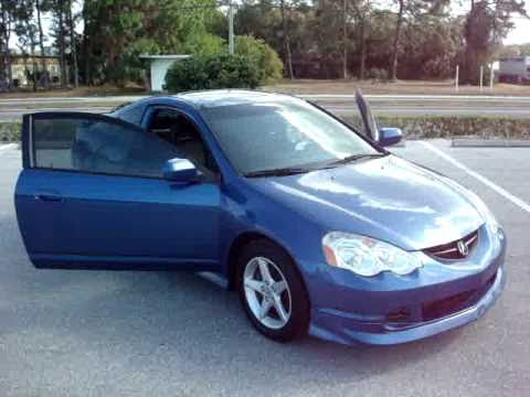 sold 2002 acura rsx type s meticulous motors florida for sale look youtube. Black Bedroom Furniture Sets. Home Design Ideas
