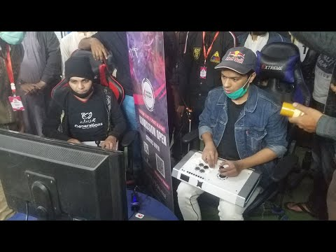 E-FEST PAKISTAN TOURNAMENT * KARACHI * 2020 ARSLAN ASH VS GOLDEN LAW