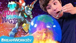 Indestructible Balloon Trick | Voltron presents JUNK DRAWER MAGIC