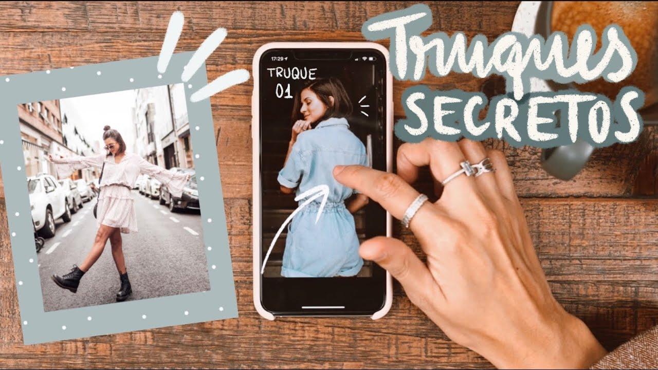 Truques Criativos E Secretos Do Instagram Stories Sem Apps Viihrocha Youtube