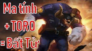 Chính thức tuyên bố Bất tử TORO nhảy liên tục và quá nhiều miễn thương