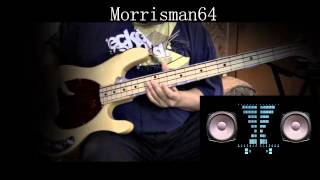 PIECES OF A DREAM TURNING IT UP BASS COVER