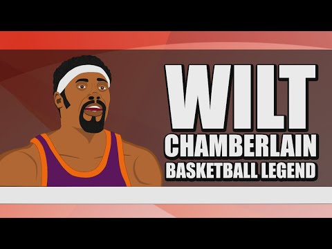 Wilt Chamberlain (Educational Videos For Students) Black History Month For Students