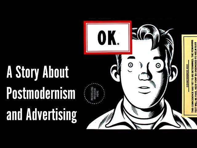 OK Soda - Advertising's Awkward Relationship with Postmodernism