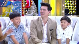 3แซบ | 5 มิถุนายน 2559 | เคน-ธีรเดช , น้องคุณ , น้องจุน | HD