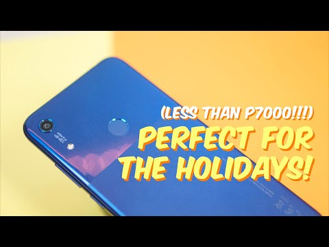 Huawei Y6s Unboxing - Budget Phone for the Holidays!