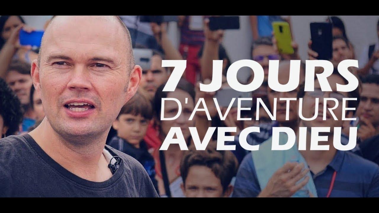 7 jours d'aventure avec Dieu | Film VF (2017)