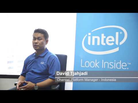 Testimony SpeedUp Pad Genius By Channel Platform Manager Intel
