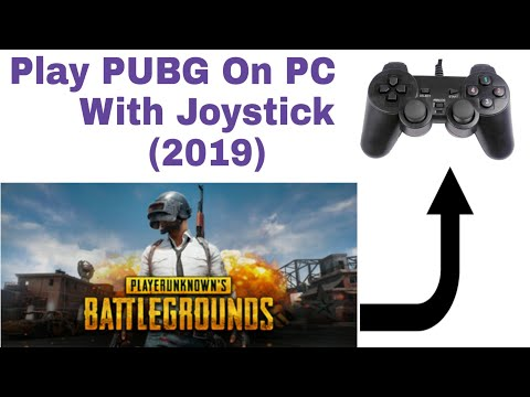 PUBG Mobile On PC - How To Play PUBG On PC With Joystick (2019)