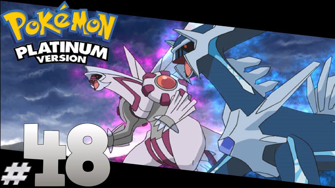 Pokemon: Platinum - Tam Çözüm#48 : Dialga & Palkia