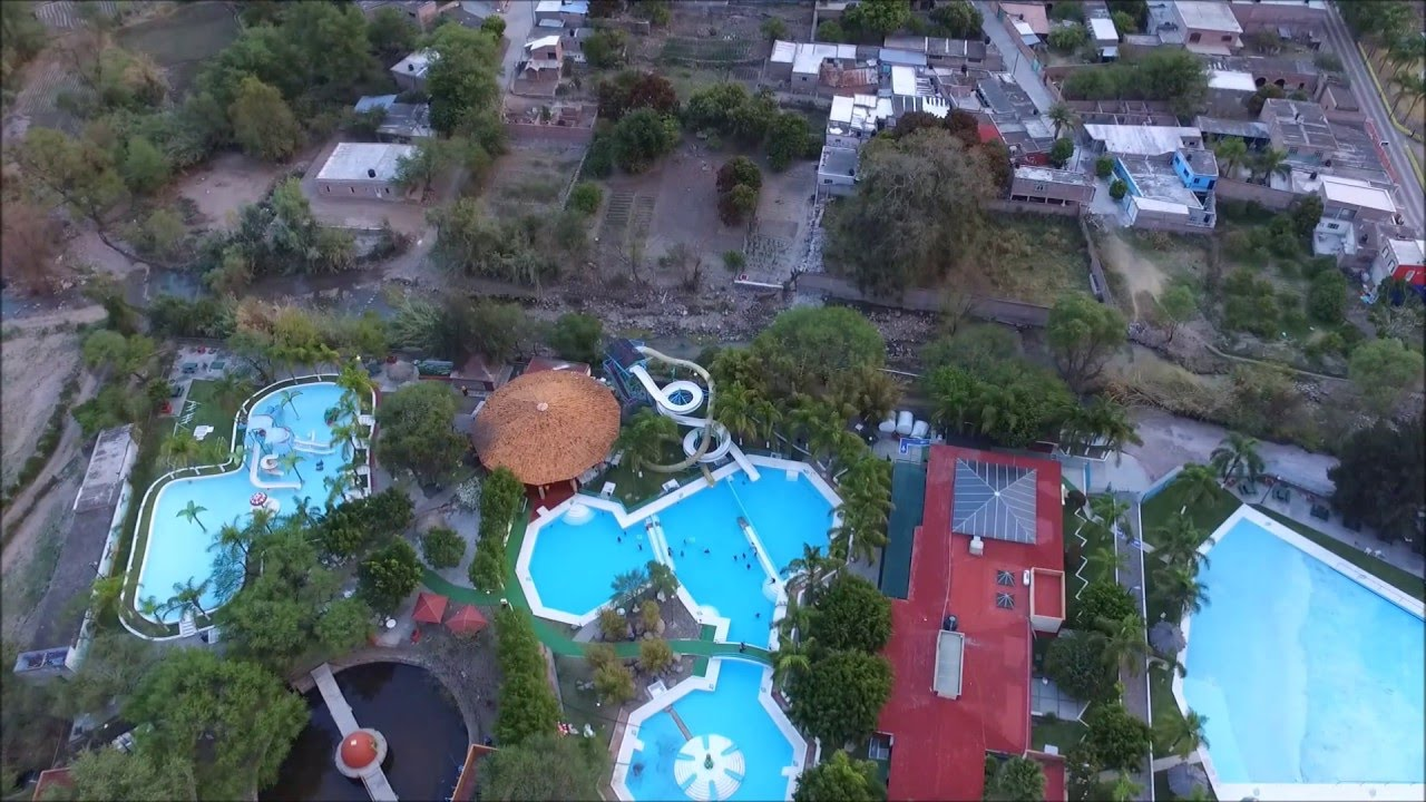 Hotel Paraiso Caxcan | Hotel & Thermal Waters in Apozol ... |Paraiso Caxcan Apozol Zacatecas