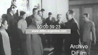 DiFilm - Mao Tse Tung receives Lin Biao 1968