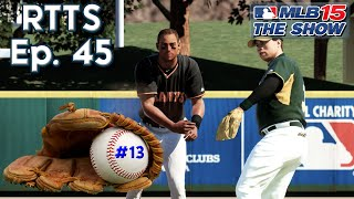 MLB 15 The Show (PS4) Road To The Show SP Ep. 45 | Transition