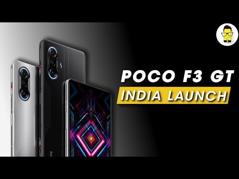 POCO F3 GT India Launch Confirmed, Price & Specs | Best Gaming Phone?