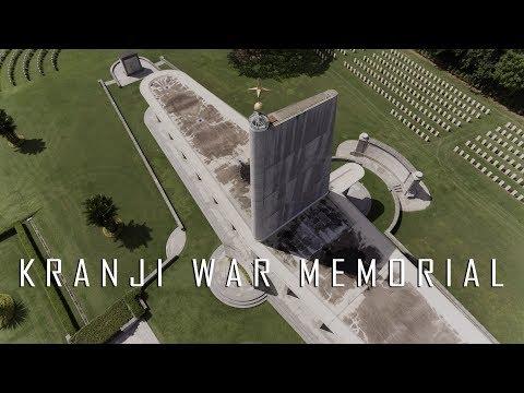 "Kranji War Memorial (克兰芝阵亡战士公坟) - ""They Died For All Free Men"" (Singapore)"