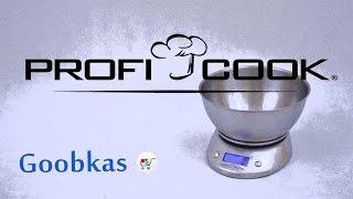 весы Profi Cook KW 1040