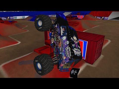 16 Truck SMRA Denver Freestyle - Monster Jam Rigs of Rods