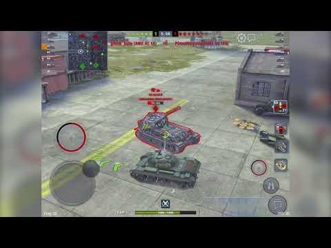 Обзор Т-34-2 Wot Blitz по первому впечатлению