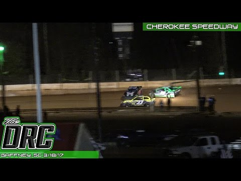 NBTF | Cherokee Speedway | 3.18.17 | Stock 4 Flip