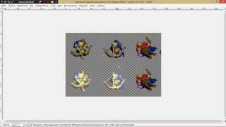Пишем свою RPG игру на Python. Часть 2: Создаем класс Player, отрисовываем  персонажа на экран.